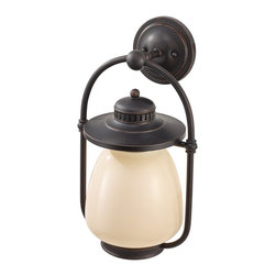 Murray Feiss - Murray Feiss Mc Coy 13W Transitional Outdoor Wall Sconce X-ZBG2047LPLO - Murray Feiss Mc Coy 13W Transitional Outdoor Wall Sconce X-ZBG2047LPLO