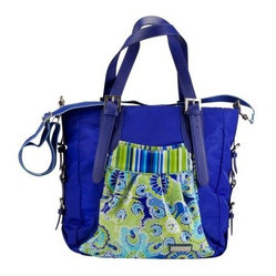 Hadaki Pretty Tote Bag - Jazz Cobalt