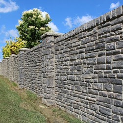 Nobelton Residential Privacy Wall -