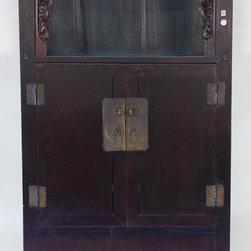 Antique Chinese Buddhist Worship Display Cabinet - Antique Chinese Buddhist Worship Display Cabinet