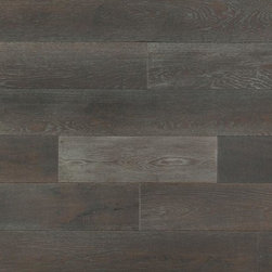 "Jasper - Jasper Engineered Hardwood - Arizona Collection - With the Jasper Arizona Collection, you'll receive exceptional style for your home, with a natural finish offered in modern stain colors.    Natural beauty and modern design at BuildDirect's great prices    Wide plank flooring reduces the number of edge seams in a room, creating a flawless, streamlined look incorporating the full range of wood's beautiful and natural characteristics. Wide plank design brings character and uniqueness to newer and more modern spaces, but it also stands out in traditional homes. With a variety of styles offered in cooler undertones, this product provides micro-bevel sawn veneer with subtle yet consistent grain patterns revealed on every plank.     This product is also adaptable to different uses, and it comes at the right price. Made from European oak, this floor is radiant heat compatible and it can be used on below-grade slabs. Although wide-plank floors are trendy and typically have a higher price point, this product is affordable.    BuildDirect helps you design your home with price and quality at the forefront    No matter what interior design challenge you set for yourself, BuildDirect is here to help you get more for your money. With more flooring options offered at a lower price, buying with BuildDirect means that you can take your time and create the living space you have always dreamed about, but know you're getting the most out of your investment.    Engineered solutions from the Jasper Arizona Collection mean that you get the effect you want without having to worry about quality. If the moisture levels and temperatures in your living space change, your floor will stay consistently flat. BuildDirect works with the world's leading manufacturers to make sure you're receiving exceptional product quality. [30.3 sq ft/box] - Phoenix Gray / Oak / 7"" - If dimensions = 0, value = Random"