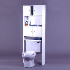 Modern Bathroom Cabinets And Shelves by Wayfair