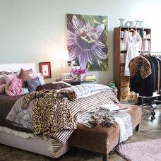 Contemporary Bedroom by cg creative interiors