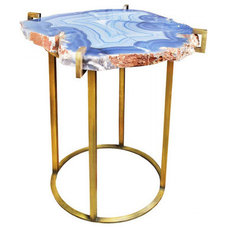 Eclectic Side Tables And End Tables by Matthew Studios