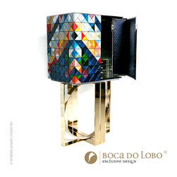 Boca do Lobo Pixel Cabinet Limited Edition - Pixel Cabinet Limited Edition