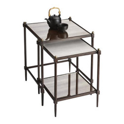 Butler Specialty - Butler Specialty Nesting Tables -3047025 - Butler products are highly detailed and meticulously finished by some of the best craftsmen in the business.