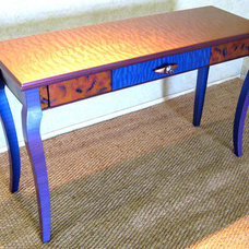 Eclectic Side Tables And End Tables by Susan Goldstick, Inc.