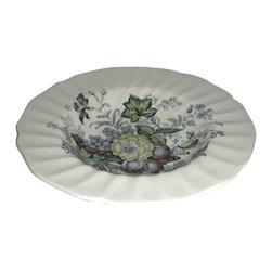 Royal Doulton - Royal Doulton Kirkwood (Multicolor) Soup Bowl Rimmed - Royal Doulton Kirkwood (Multicolor) Soup Bowl Rimmed