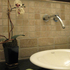 asian bathroom by Lynn Madyson, ASID, IFDA, NKBA