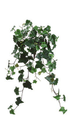 Silk Plants Direct - Silk Plants Direct Ivy Hanging Plant (Pack of 6) - Silk Plants Direct specializes in manufacturing, design and supply of the most life-like, premium quality artificial plants, trees, flowers, arrangements, topiaries and containers for home, office and commercial use. Our Ivy Hanging Plant includes the following: