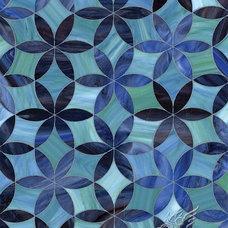 Contemporary Tile by Filmore Clark