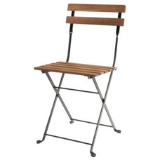 Contemporary Outdoor Folding Chairs by IKEA