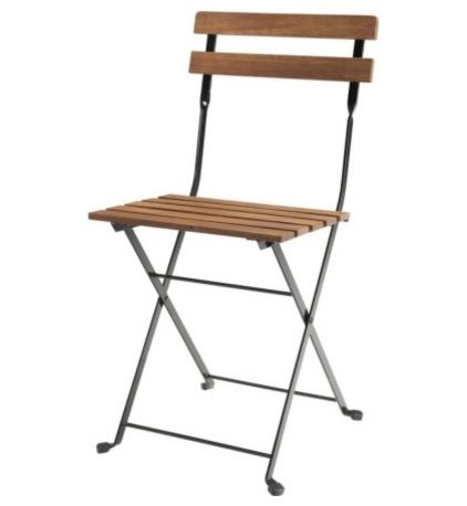 modern outdoor chairs by IKEA