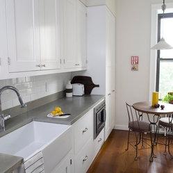 Concrete Kitchen Countertops Polished Concrete