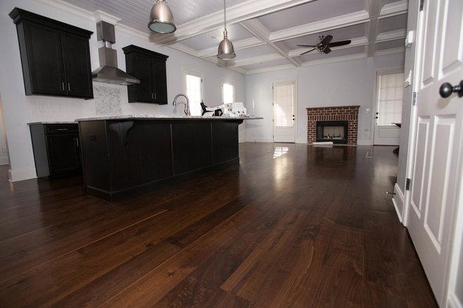 Modern Hardwood Flooring by Oak & Broad