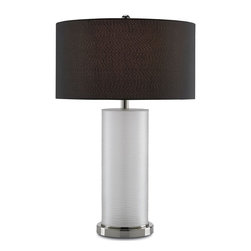 Currey and Company - Currey and Company Fargo Modern / Contemporary Table Lamp X-1666 - Currey and Company Fargo Modern / Contemporary Table Lamp X-1666