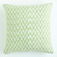Contemporary Pillows by Wisteria