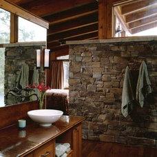 Timber Frame Bathrooms - Timber Home Living