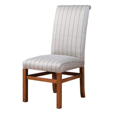 Stickley Upholstered Side Chair 91-2216-S -