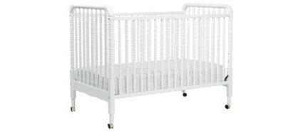 Amazon.com: DaVinci Jenny Lind 3-in-1 Convertible Crib, White: Baby