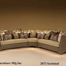 traditional sofas by tj Hooker Inc.