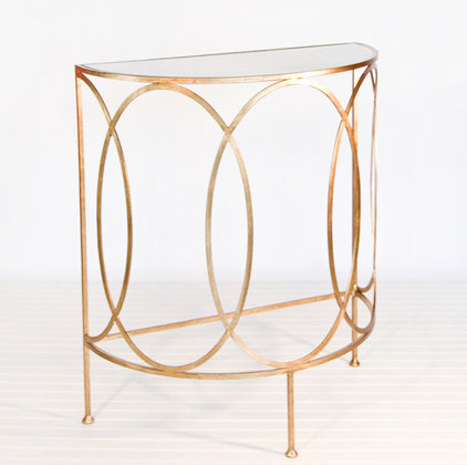 Contemporary Side Tables And End Tables by PLANTATION