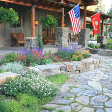 Traditional Landscaping Stones And Pavers by Glacier Stone Supply, LLC