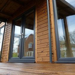 Timber Framed Cabin - STOM