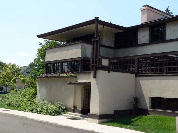 Frank Lloyd Wright Westcott House