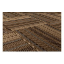 Dante - Dante Carpet Tile - Lark Collection - [53.8 sq ft/box]   Best suited for residential or light commercial applications, and with a high level of resistance to regular wear and tear, these carpet tiles in contemporary colors will make your space extraordinary. Plus they're backed by the peace of mind that accompanies their 10 year residential and 5 year commercial warranties.    Made in Canada from partially recycled materials, this product has been created with high-performance RightBac backing engineered for superior results that won't deteriorate over time. Naturally stain resistant-olefin is a fiber that doesn't absorb water, which means that it does not easily trap humidity, liquids, or dirt. With thermal insulation as well as sound insulation, these tiles are a practical solution for any carpeting need.     Modular carpet tiles are sustainable as well. These carpet tiles qualify under green label, low VOC emissions, which means that they deliver a high level of air quality. They also deliver a low level of waste, at 3%, which is much less than that of broadloom, which produces 15% waste.    At BuildDirect, you can count on high quality and low prices, every day of the year    With BuildDirect carpet tiles, you'll receive outstanding value for your money.   We make it simple to find the best quality on the market today. Delivering the the best possible prices for products that make an impact in your home or office, BuildDirect sources all products with your quality and budget needs in mind.