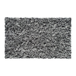 The Rug Market - Shaggy Raggy area rug -