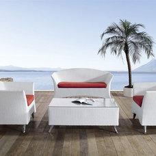 Modern Outdoor Sofas by DefySupply.com