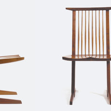 Modern Dining Chairs by nakashimawoodworker.com