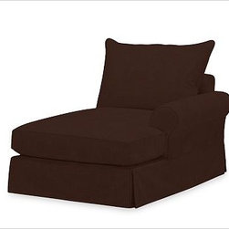 PB Comfort Roll Arm SectionalRight Arm Chaise Knife-EdgeEverydaySuedeMahoganyDow - Sink into this comfort sectional just once, and you'll know how it got its name.With extra-deep seats and three layers of thick padding on the arms and back, these eco-friendly components provide roomy comfort for the whole family. {{link path='pages/popups/PB-FG-Comfort-Roll-Arm-4.html' class='popup' width='720' height='800'}}View the dimension diagram for more information{{/link}}. {{link path='pages/popups/PB-FG-Comfort-Roll-Arm-6.html' class='popup' width='720' height='800'}}The fit & measuring guide should be read prior to placing your order{{/link}}. Choose polyester wrapped cushions for a tailored and neat look, or down-blend for a casual and relaxed look. Choice of knife-edged or box-style back cushions. Proudly made in America, {{link path='/stylehouse/videos/videos/pbq_v36_rel.html?cm_sp=Video_PIP-_-PBQUALITY-_-SUTTER_STREET' class='popup' width='950' height='300'}}view video{{/link}}. For shipping and return information, click on the shipping tab. When making your selection, see the Quick Ship and Special Order fabrics below. {{link path='pages/popups/PB-FG-Comfort-Roll-Arm-7.html' class='popup' width='720' height='800'}} Additional fabrics not shown below can be seen here{{/link}}. Please call 1.888.779.5176 to place your order for these additional fabrics.