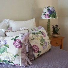 Traditional Bedroom by PLC Interiors
