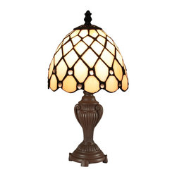 Z-Lite - Z-Lite Mini Lamps Mini Tiffany Table Lamp X-1LP - Mini Tiffany Lamps are available individually or purchase this set of 12 and save. Set includes 2 of each mini lamp shown on this page. 12 PACK ORDER# MINILAMPS4