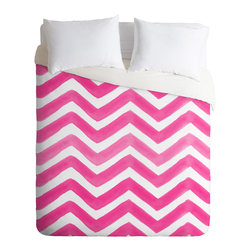 DENY Designs - Rebecca Allen The Powder Room Duvet Cover - Turn your basic, boring down comforter into the super stylish focal point of your bedroom. Our Luxe Duvet is made from a heavy-weight luxurious woven polyester with a 50% cotton/50% polyester cream bottom. It also includes a hidden zipper with interior corner ties to secure your comforter. it's comfy, fade-resistant, and custom printed for each and every customer.