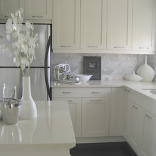 Traditional Kitchen by Tracy Topham Interior Design