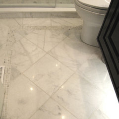 traditional bathroom tile by Cercan Tile Inc.