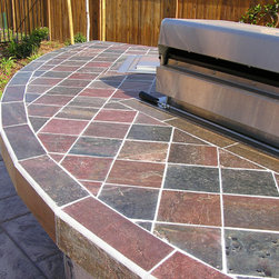 Brick and Flagstone - San Diego Landcare Systems, Inc.