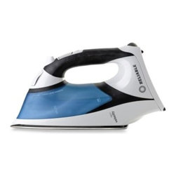 Reliable - Reliable V100 Digital Velocity Steam Iron - Embrace professional quality ironing at home with an iron that doesn't spit, produces continuous volumes of steam with digital temperature accuracy and removes wrinkles like a pro.