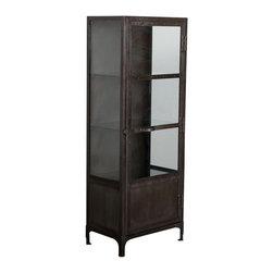 Kushinagar Glass Door Almirah - Product Features:
