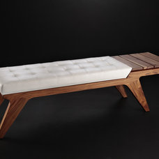 Benches by Jory Brigham Design