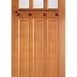Wood Front Door from Bufelen, Tacoma, Washington - http://www.buffelendoor.com/product.php?id=220