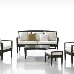 Senso Rattan Sofa Set - Features:
