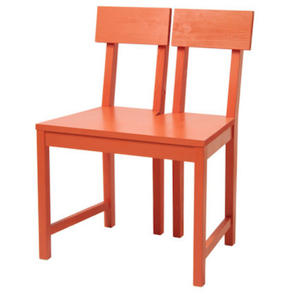 Eclectic Dining Chairs by dasmoebel.at