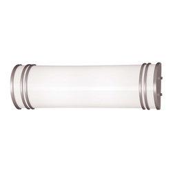 "Minka Lavery - Minka Lavery 663-PL 18""2-18w Plc Fluorescent Vanity Fiture - Minka Lavery 663-PL 18""2-18w Plc Fluorescent Vanity Fiture"
