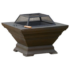 Transitional Fire Pits by Great Deal Furniture
