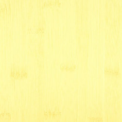 Planked Natural Bamboo Veneer - Plank natural bamboo veneer is light creamy yellow in color and is made from laminated strips of bamboo. It is available as a plank (wide) or a vertical (narrow) cut and in a variety of backers and sizes.