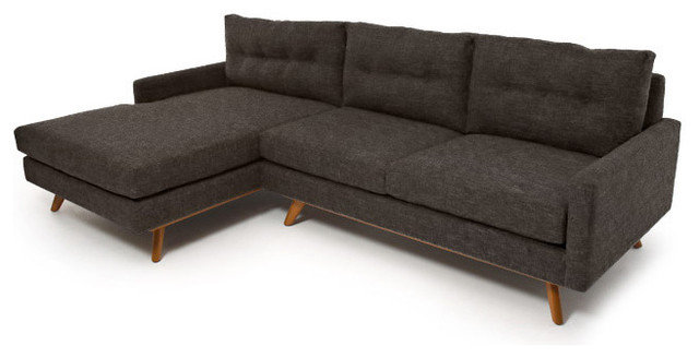 Midcentury Sectional Sofas by Thrive Home Furnishings